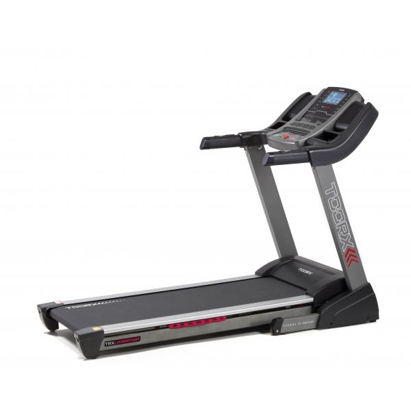 Tapis Roulant Toorx Trx-Marathon Hrc Con Fascia Cardio + Tappetino E
