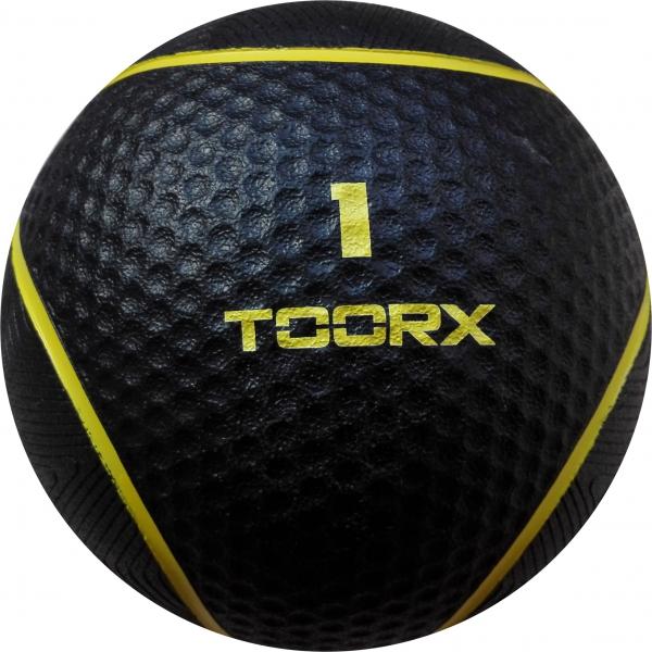 TOORX  Palla medica diametro 19,5 cm. 1 Kg  Functional Training
