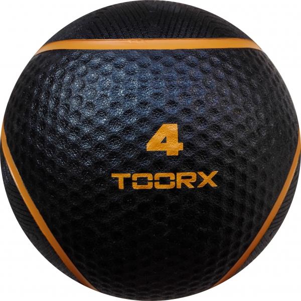 TOORX  Palla medica diametro 22cm. 4 Kg  Functional Training