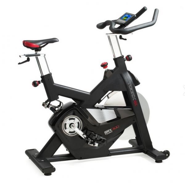 TOORX  SRX-300 con fascia cardio  Gym bike