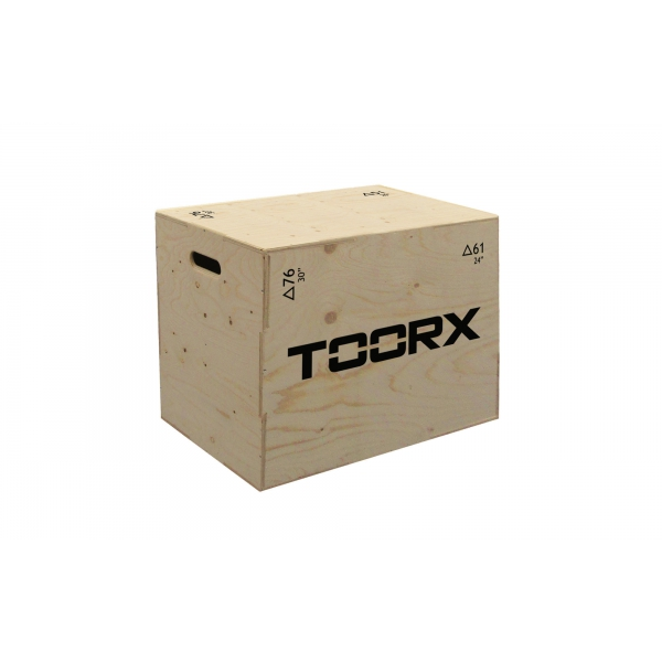 TOORX  Plyo box 3 in 1  Functional Training