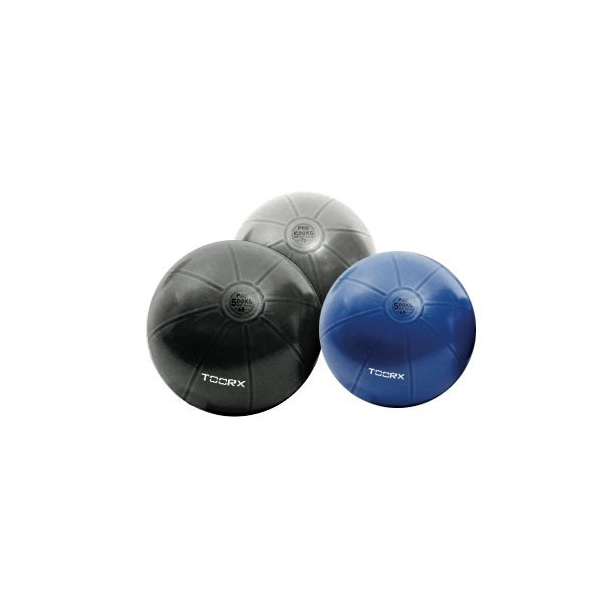 TOORX  Gym ball pro 65 cm. pompa inclusa     Functional Training