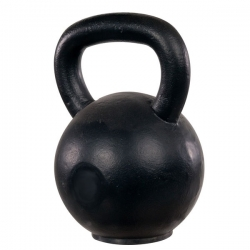 Functional Training TOORX Kettlebell Kg 24 ghisa base in gomma