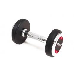 Pesi e ManubriTOORXManubrio Professionale Gommato 28 kg