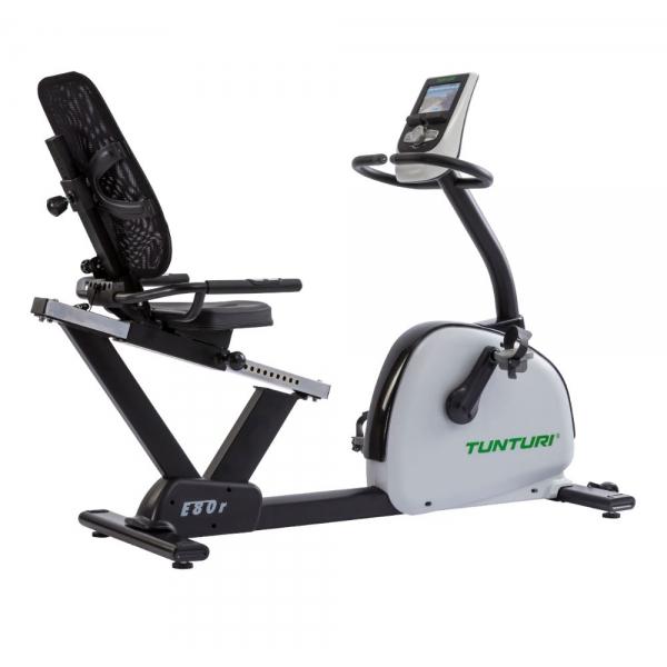TUNTURI  E80-R Endurance  Cyclette Ciclocamera