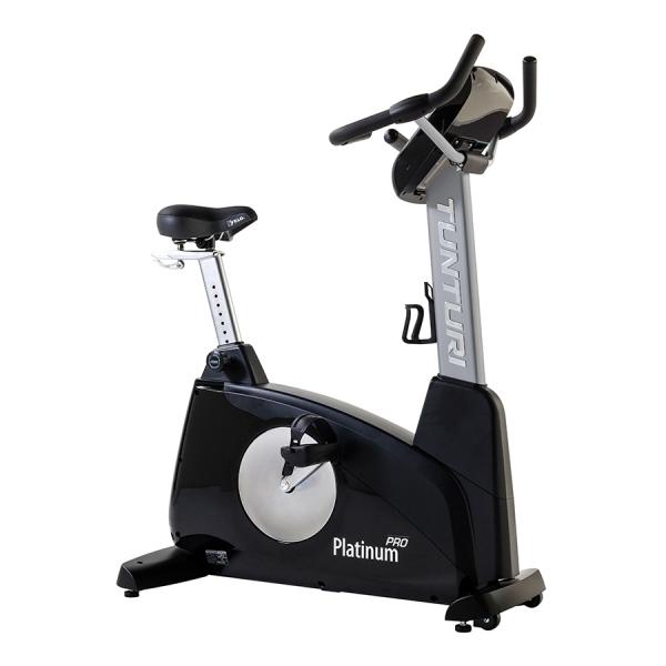 TUNTURI  Platinum Pro Upright  Cyclette Ciclocamera