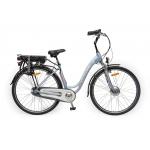 E-bike Meridiana da donna, grigio