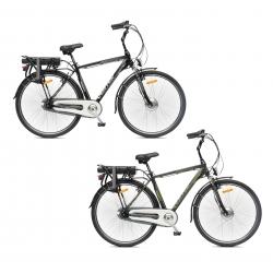 Biciclette ElettricheVERTEKMERIDIANA UOMO city, ruote 28 modello 2017